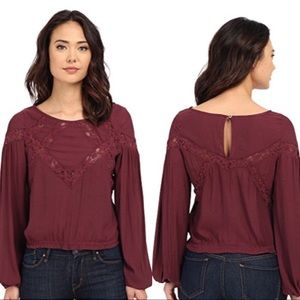 FREE PEOPLE | Geometry Lesson Top